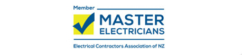 logo for sine tamer and master electrical